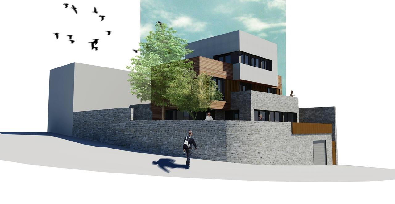 Renders y arquitectura for Arquitectura arquitectura