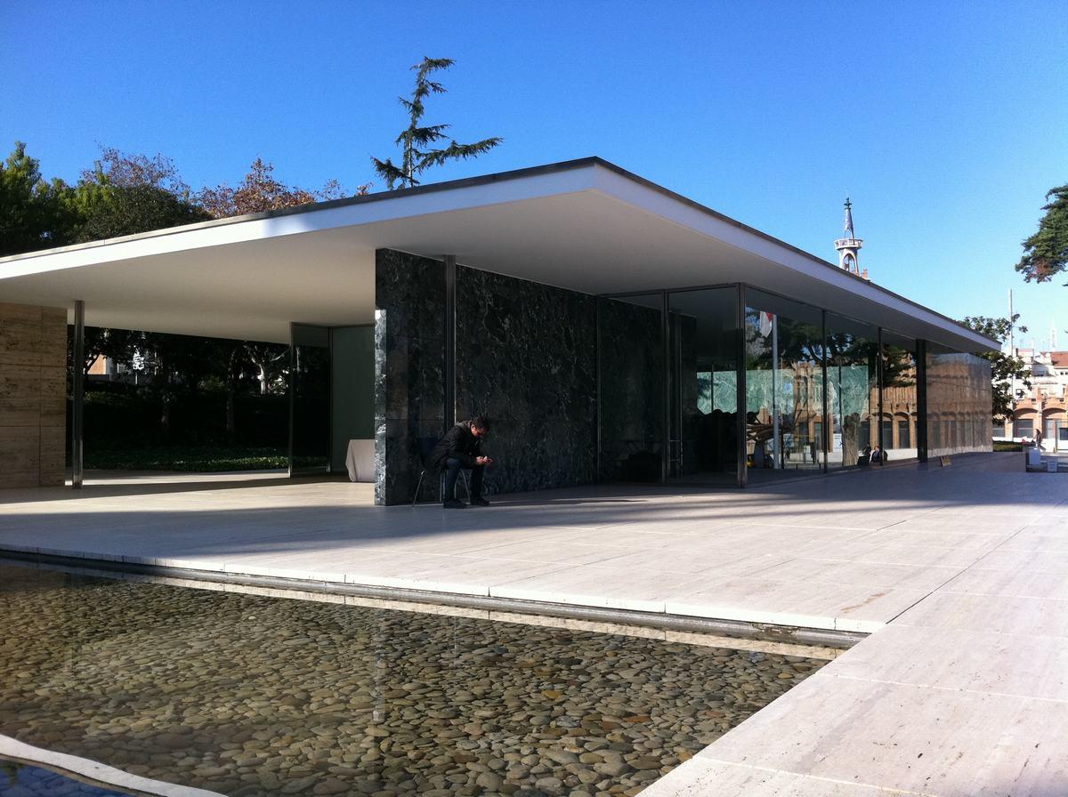 Arquitectura ef mera for Pabellones arquitectura efimera
